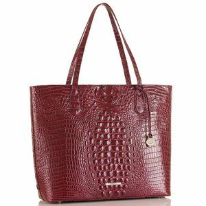 Misha Cranberry Tote Price firm